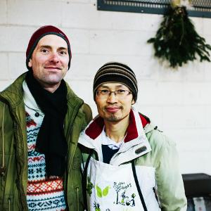 Meet the vendors